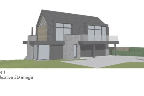 Oratory Gardens, Poole. 4 bedroom detached house for sale