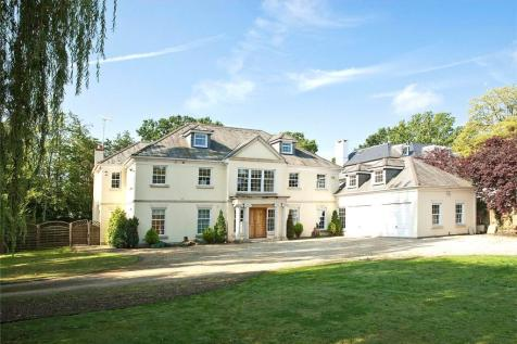 St. Leonards Hill, Windsor, Berkshire. 5 bedroom detached house for sale
