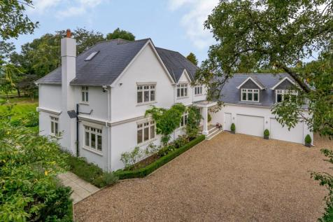 Hermitage Lane, Windsor, Berkshire. 5 bedroom detached house for sale