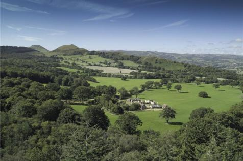 Coppice House Farm, Lawley, Longnor, Shrewsbury. Land for sale