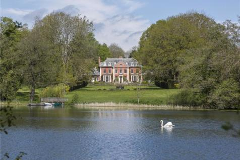 Newport House, Almeley, Hereford, Herefordshire. Land for sale
