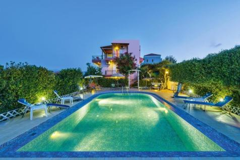 Marathokefalas, Chania, Crete. 3 bedroom villa for sale
