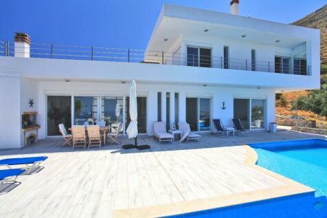 Kokkino Horio, Chania, Crete. 3 bedroom villa for sale
