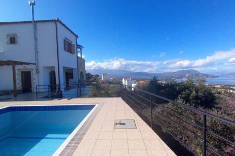 Kokkino Chorio Apokoronas, Chania, Crete. 3 bedroom villa for sale