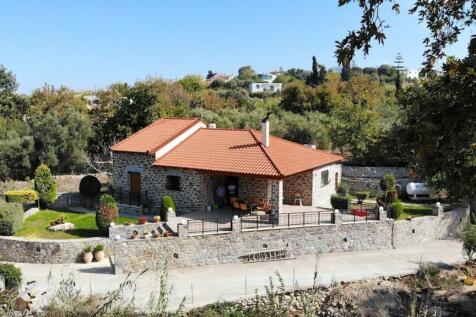 Rethymnon, Rethymnon, Crete. 4 bedroom villa for sale