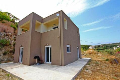 Aspro, Chania, Crete. 3 bedroom villa for sale