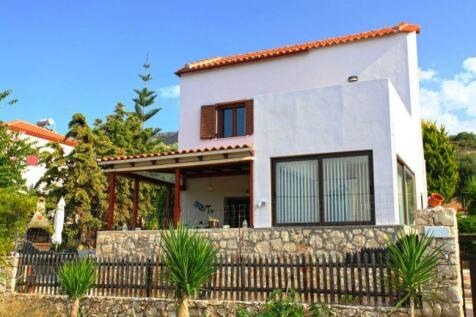 Plaka, Chania, Crete. 3 bedroom villa for sale