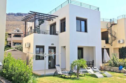 Kokkino Chorio Apokoronas, Chania, Crete. 2 bedroom house for sale