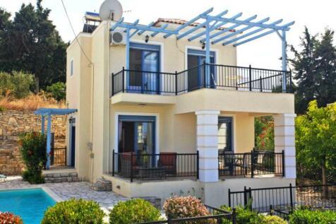 Aspro, Chania, Crete. 2 bedroom villa for sale