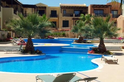 Panormos, Rethymnon, Crete. 2 bedroom apartment for sale