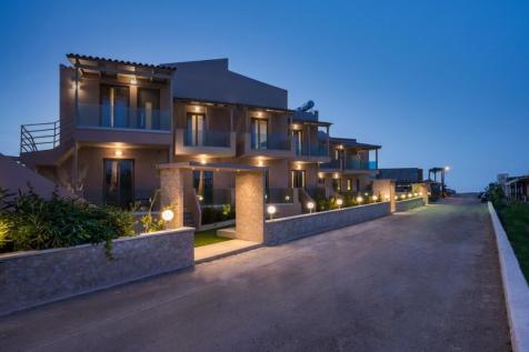 Maleme, Chania, Crete. 2 bedroom apartment for sale