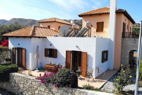 Agia Triada, Rethymnon, Crete. 2 bedroom house for sale