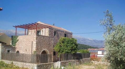 Vamos, Chania, Crete. 2 bedroom house for sale