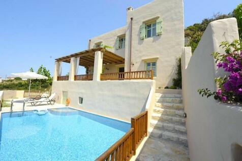Rethymnon, Rethymnon, Crete. 3 bedroom villa