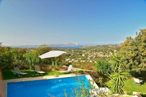 Gavalohori, Chania, Crete. 3 bedroom villa for sale