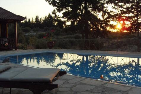 Gavalohori, Chania, Crete. 3 bedroom villa