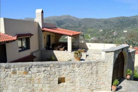 Spili, Rethymnon, Crete. 3 bedroom house