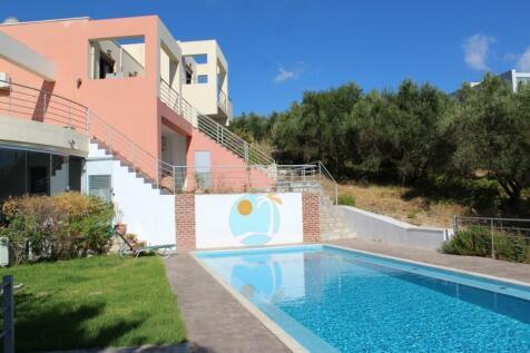 Almyrida, Chania, Crete. 2 bedroom apartment