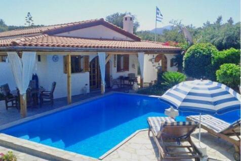 Panormos, Rethymnon, Crete. 2 bedroom villa for sale