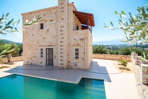Almyrida, Chania, Crete. 2 bedroom villa