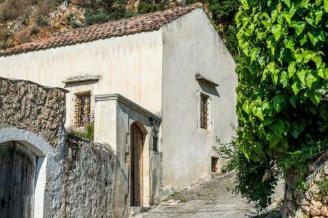 Macheri, Chania, Crete. 2 bedroom house for sale