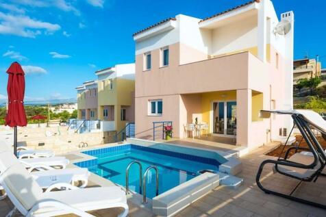 Rethymnon, Rethymnon, Crete. 3 bedroom villa for sale