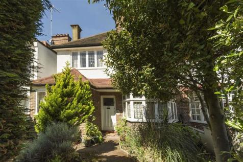 West Heath Road, Hampstead, London, NW3. 5 bedroom house for sale