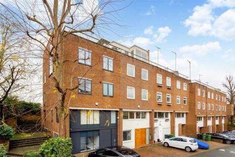 Meadowbank, Primrose Hill, London, NW3. 5 bedroom house