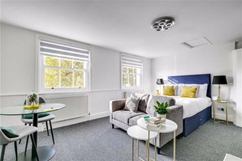 Gloucester Crescent, Camden Town, London, NW1. 1 bedroom flat