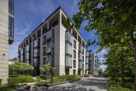 St Edmunds Terrace, Primrose Hill, London, NW8. 3 bedroom flat for sale