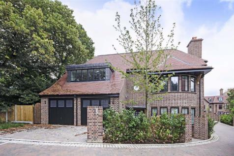 Chandos Way, Hampstead Garden Suburb, London, NW11. 5 bedroom house for sale