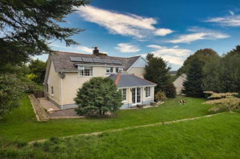Hermon, Glogue, Pembrokeshire, SA36. 4 bedroom detached house