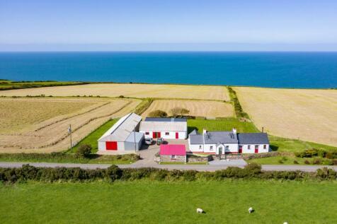 Nevern, Newport, Pembrokeshire, SA42. 4 bedroom detached house