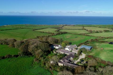 Cwm Conell Coastal Cottage, Trewyddel Aberteifi, Moylegrove, Cardigan, SA43. 16 bedroom property for sale