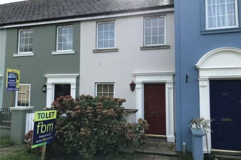Brookside Avenue, Johnston, Haverfordwest, Pembrokeshire, SA62. 2 bedroom terraced house