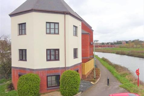 River Meadows, Water Lane, EXETER, Devon. 2 bedroom apartment