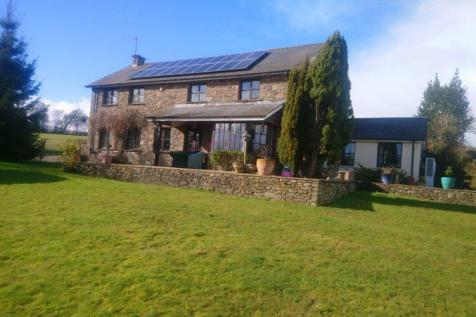 Coed-y-Prior Farm, Llantrisant, Usk, Monmouthshire, NP15 1LG. Land for sale