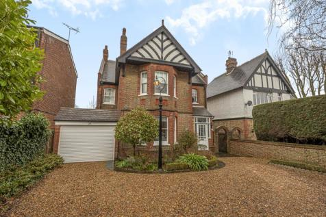 Sidcup Hill Sidcup DA14. 4 bedroom detached house