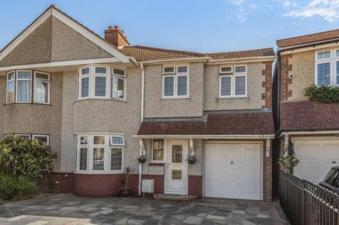 Abbeyhill Road Sidcup DA15. 5 bedroom semi-detached house