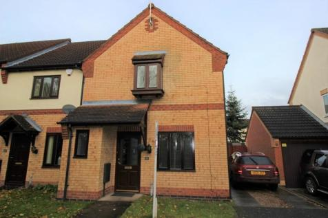 Stornoway Close, Sinfin, Derby. 3 bedroom end of terrace house