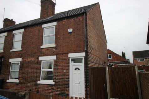 Ilkeston, Derbyshire. 2 bedroom end of terrace house