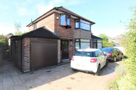 The Pingle, Spondon, Derby. 4 bedroom detached house for sale