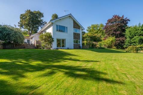 Pantygelli, Abergavenny. 7 bedroom detached house for sale