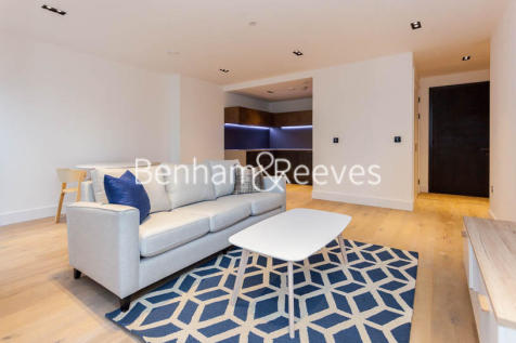 6 Exchange Gardens, London, SW8. 1 bedroom apartment