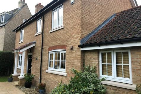 Welland Place, Ely. 3 bedroom detached house