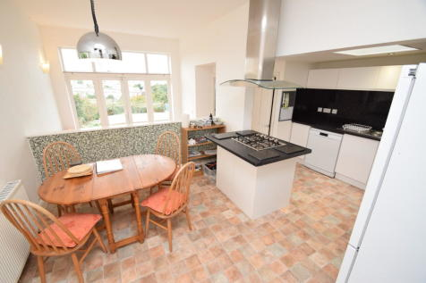 Budock Terrace, Falmouth. 4 bedroom end of terrace house