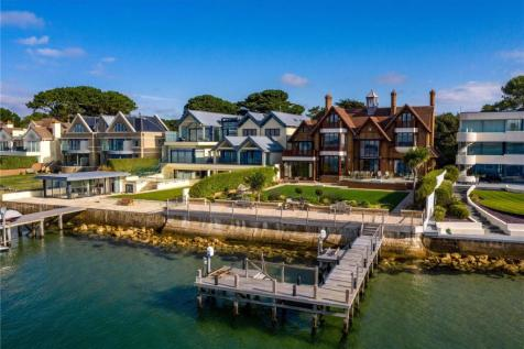 Harbour Gate, 122 Panorama Road, Sandbanks, Poole, BH13. 6 bedroom detached house for sale