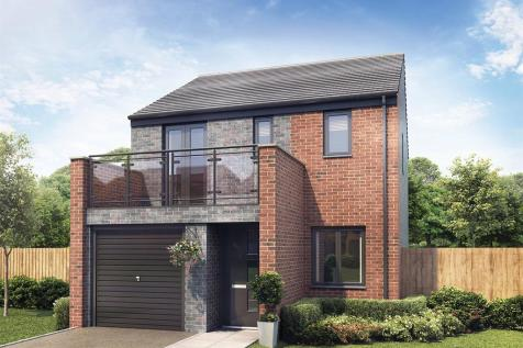 Whinney Hill, Durham, DH1. 4 bedroom detached house