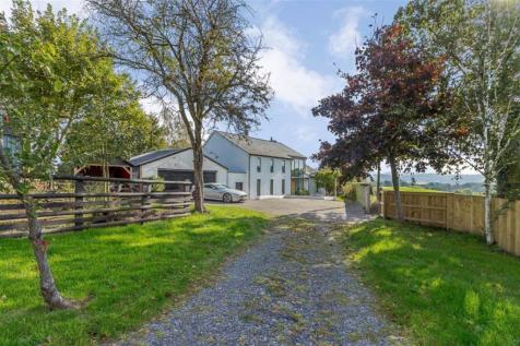 Gwehelog Near Usk, Monmouthshire. 6 bedroom detached house for sale