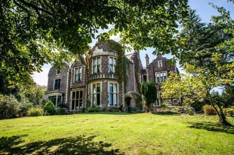Fields Park Avenue, Newport, Gwent. 5 bedroom semi-detached house for sale